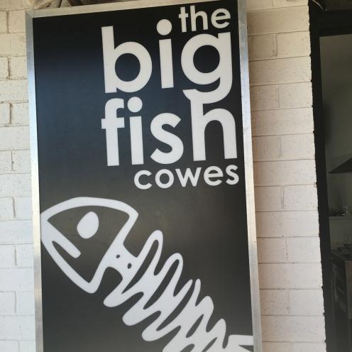The Big Fish!